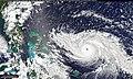 Hurricane Dorian East of the Bahamas and Florida, USA - August 30th, 2019 (48649880236).jpg
