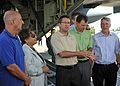 Hurricane Hunters, National Hurricane Center promote hurricane preparedness in Caribbean 150423-F-IL418-001.jpg