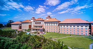 Katmandu: Hyatt Regency Kathmandu Hotel