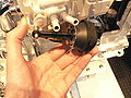 Hydraulic EGR valve closed.JPG
