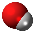 Hydroxide anion or hydroxyl radical spacefill.png