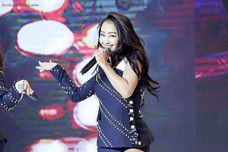 Hyorin at D&S 20th Anniversary Ceremony.jpg