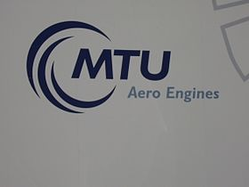 logo de MTU Aero Engines