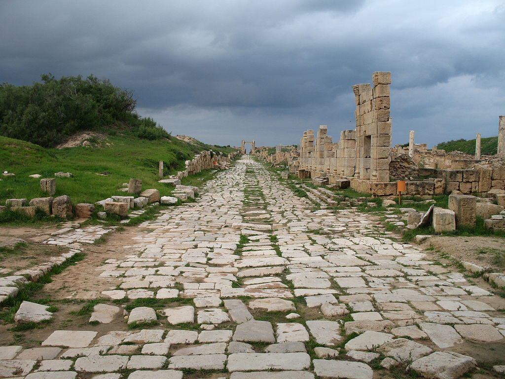 Roman Roads Facts For Kids