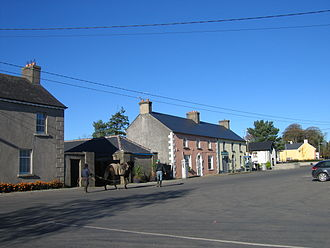 Grangecon - Village centre
