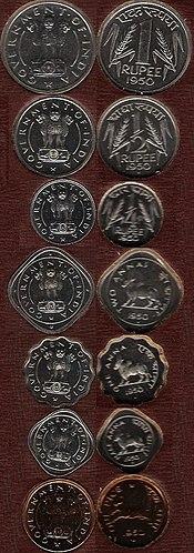 Η ινδία κυκλοφόρησε κέρματα στα