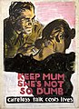 INF3-244 Anti-rumour and careless talk Keep mum - she's not so dumb.jpg