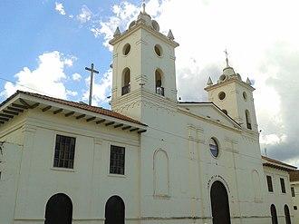 Chachapoyas, Peru - Image: Iglesia Catedral de Chachapoyas