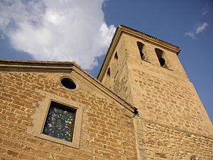 Iglesia de San Pedro y San Pablo, en Quesada, ...