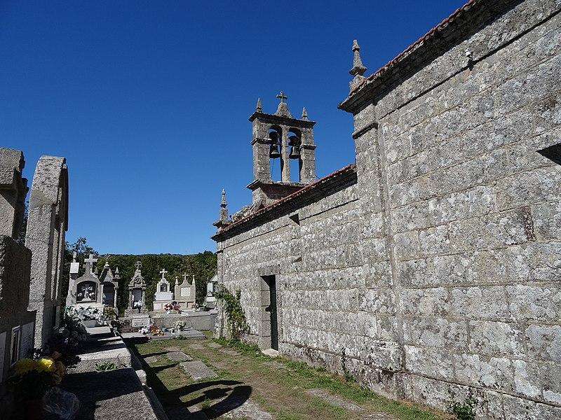 File igrexa poedo ba os de molgas ourense wikimedia commons - Banos de molgas ourense ...