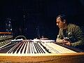 """Imágenes de la grabación de """"Venidero"""", nuevo disco de Carlos Mancinelli Estudios ION.jpg"""