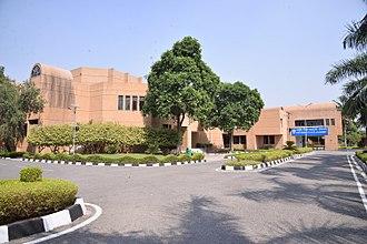 Central Public Works Department - Academic block