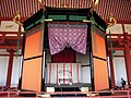 Imperial throne of Heijo palace.jpg