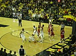 File:Indiana vs. Michigan men's basketball 2014 09 (in-game action).jpg
