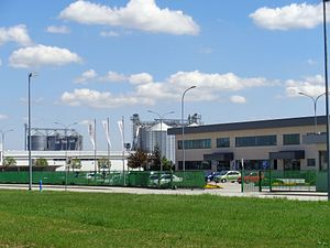 Industrijska zona Čakovec-istok