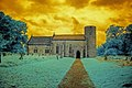Infrared St Peter's church Merton Norfolk (2971837106).jpg