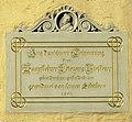 Inschrift am Haus Basler Landstraße 104 in Freiburg-Sankt Georgen.jpg
