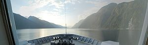 Inside Passage - Image: Inside Passage Panorama 2