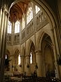 Intérieur de l'église Sainte-Trinité de Falaise 37.JPG