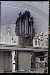 interieur, aanzicht orgel, orgelnummer 222 - breda - 20349263 - rce