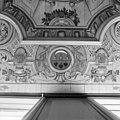 Interieur, plafond rechter voorkamer - Bolsward - 20037622 - RCE.jpg
