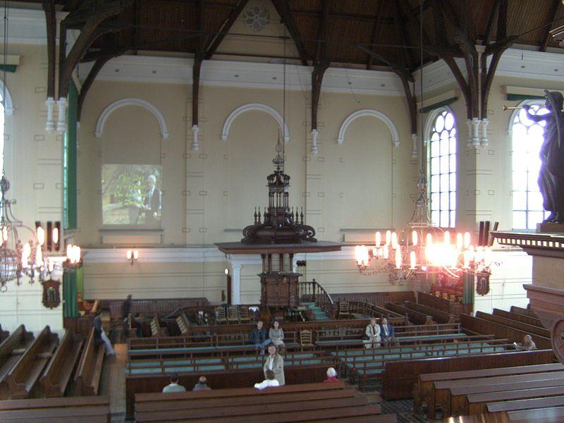 file interieur nieuwe kerk wikimedia commons