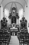 interieur kapel, overzicht naar het altaar - megen - 20152754 - rce