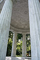 Interior dome - DC War Memorial - Memorial Day - Washington DC - 2014.jpg