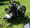 International Harvester open-crank engine, Cophill Farm vintage rally 2012.jpg