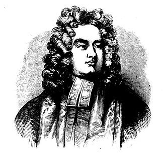 Jonathan Swift - An 1850 illustration of Swift