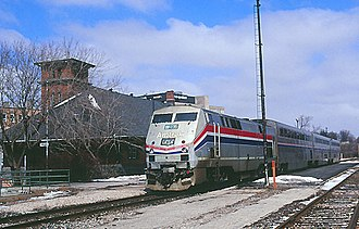 Guelph Central Station - The International at Guelph in 2004