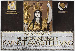 jugendstil wikipedia On kunstausstellung munchen