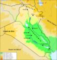 Iraq - Topografia.png