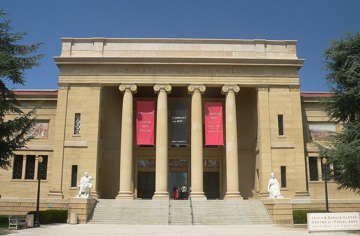 Iris & B. Gerald Cantor Center for Visual Arts - Wikipedia