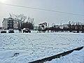 Irkutsk. February 2013. Barguzin, regional court, bus stop Volga, Diagnostic Center. - panoramio (13).jpg