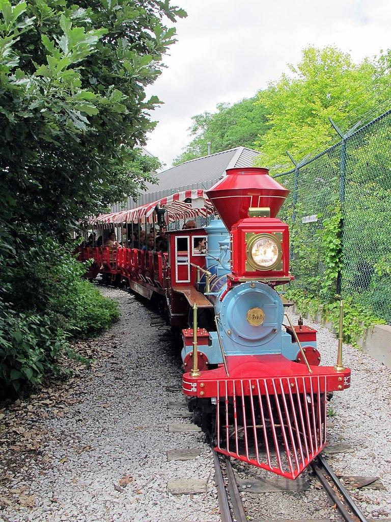 File Iron Horse Zo Amp O Railroad Lincoln Children S Zoo