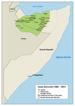 Isaaq genocide - Wikip...