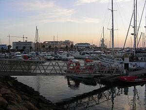 Image:Isla Cristina puerto deportivo