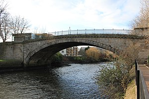 Islandbridge - Image: Island Bridge full