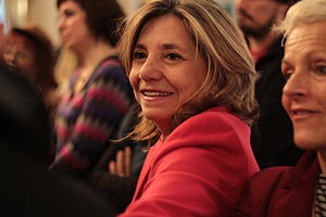 Catalan Academy of Cinema - Isona Passola i Vidal, the current president of the Academy