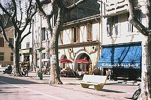 Bouches-du-Rhône - Istres, fourth largest town of Bouches-du-Rhône (40,000 inhabitants)