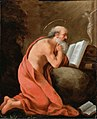 Italian (Emilian) - St Jerome in Penitence - Google Art Project.jpg
