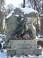 Ivan Franko grave.JPG