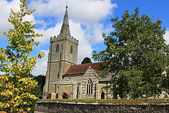Iwerne Minster parish church 2015.JPG