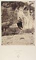 Jérusalem. (Environs) Grotte de Jérémie MET DP345518.jpg