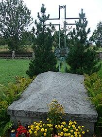 Józef Tischner - Grave 01.jpg