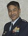 JASDF Lieutenant General Yoshinari Marumo 丸茂吉成空将 (US Marine Corps photo 161012-M-EL431-0306 CMC Visits Tokyo).jpg