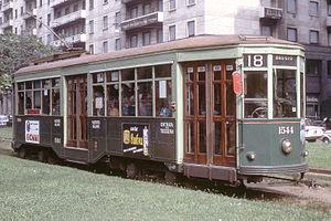 ATM Class 1500 - Image: JHM 1967 0578 Milan Tramway