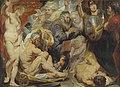 Jacob Jordaens - Allegory on Science. Minerva and Cronus protect Science against Envy and Ignorance - DEP125 - Statens Museum for Kunst.jpg