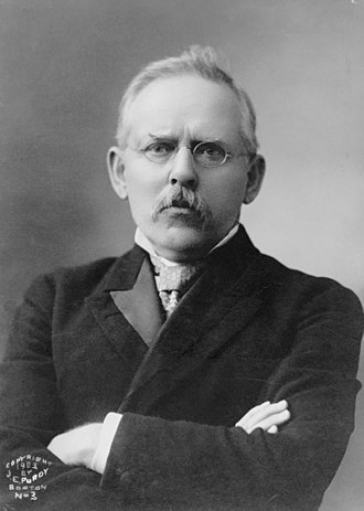 How the Other Half Lives - Jacob Riis, author of How the Other Half Lives